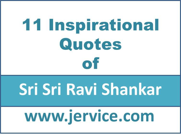 11-inspirational-quotes-of-sri-sri-ravi-shankar